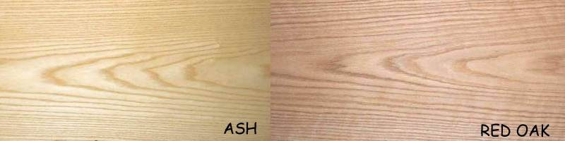 White Ash Wood Grain ~ Hobbit house glossary